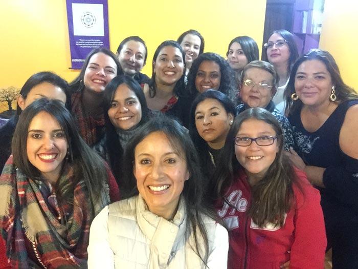 apoyo entre mujeres en ecuador